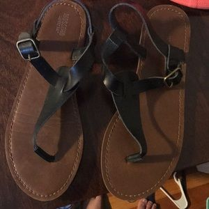 Mossimo sandals 8